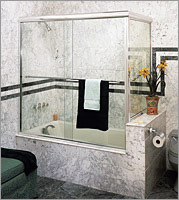 Glass Bathtub Doors